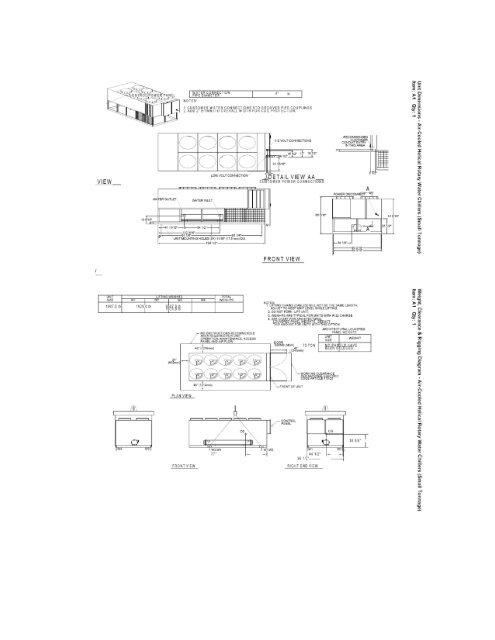 Trane Wiring Diagram : trane, wiring, diagram, Wiring, Diagram, Trane, Chiller