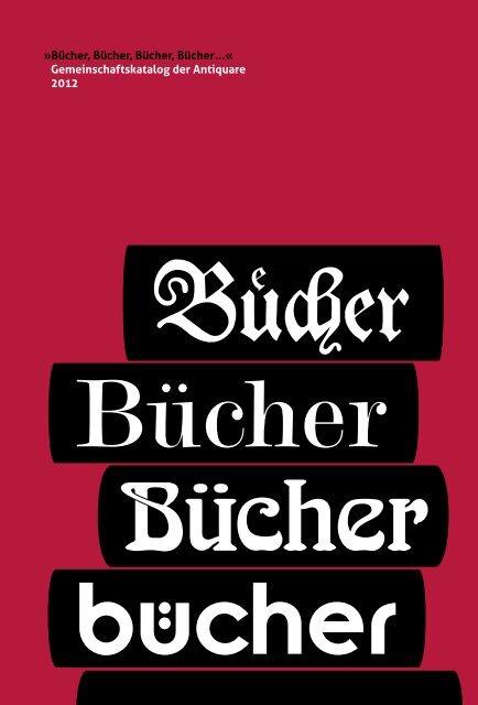 Bucher Bucher Bucher Bucher Antiquariat De