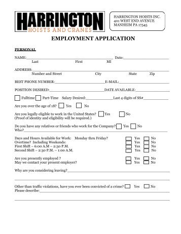 employment application harrington hoists and cranes?resize\=357%2C462\&ssl\=1 employees bus wiring diagram wiring diagrams champion bus wiring diagram at alyssarenee.co