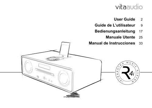 User Guide Guide de L'utilisateur Bedienungsanleitung