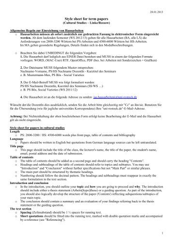 Turabian Essay How To Write A Personal Turabian Style Essay Resume