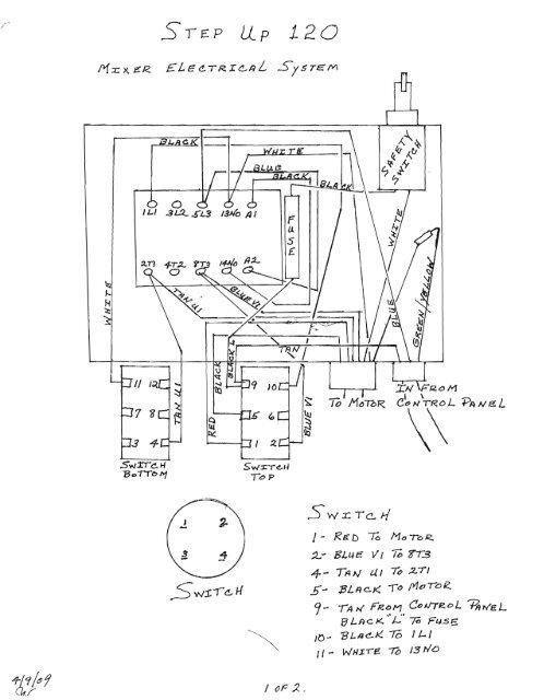 Wiring Diagram PDF: 110v Wiring Diagram