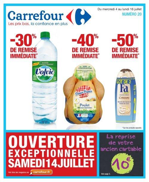 4 Carrefour Catalogue