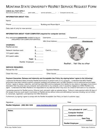 Appalachian State University I-20 Request Document Reason form ...