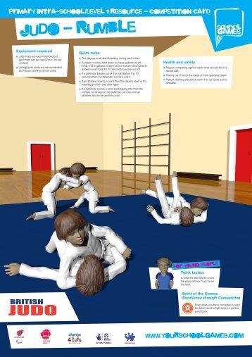 British Schools Championships British Judo Association