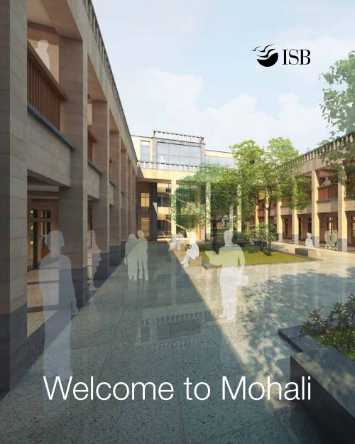Welcome To Mohali Indian School Of Business