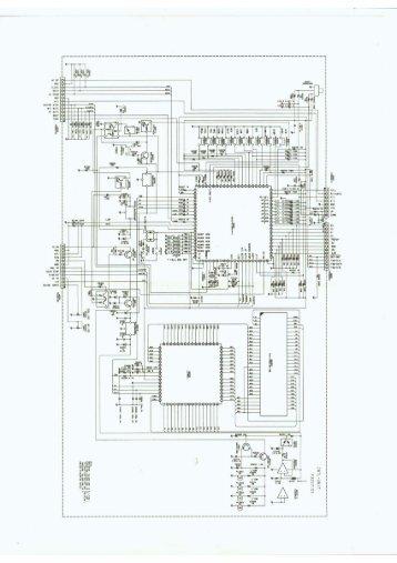 YAESU  FT227R Circuit diagram  IW2NMX