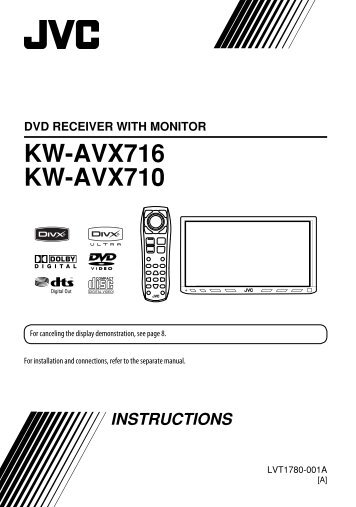 Jvc Kd Avx1 Wiring Diagram On Jvc Kd R320 Wiring Diagram