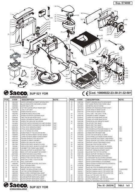E74088 rev02 (Saeco Incanto Rondò SBS-RS).indd
