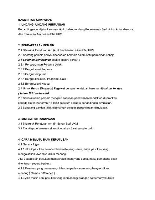 Aturan Main Bulu Tangkis : aturan, tangkis, Pjevati, Peraturan, Badminton, Pogrebno-pama.com