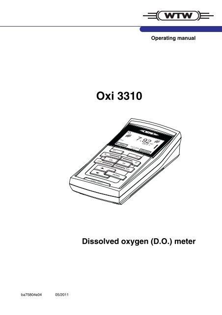 Oxi 3310