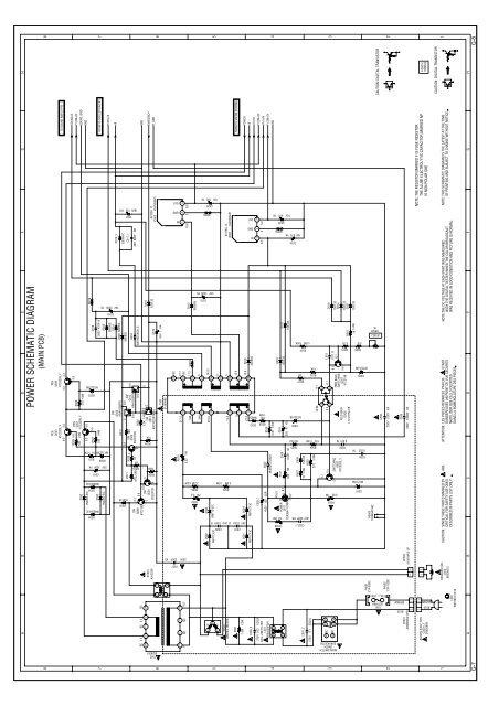 Schematic Diagram Of Television