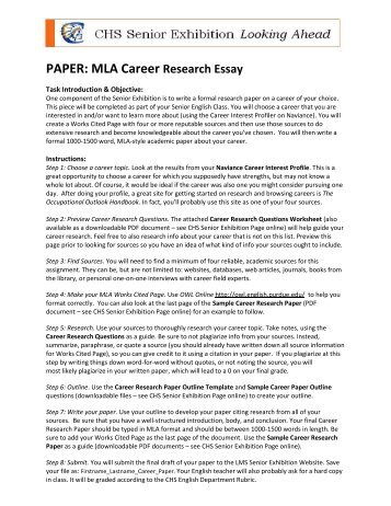 Levi Mla Research Papers Coursework Academic Writing Service