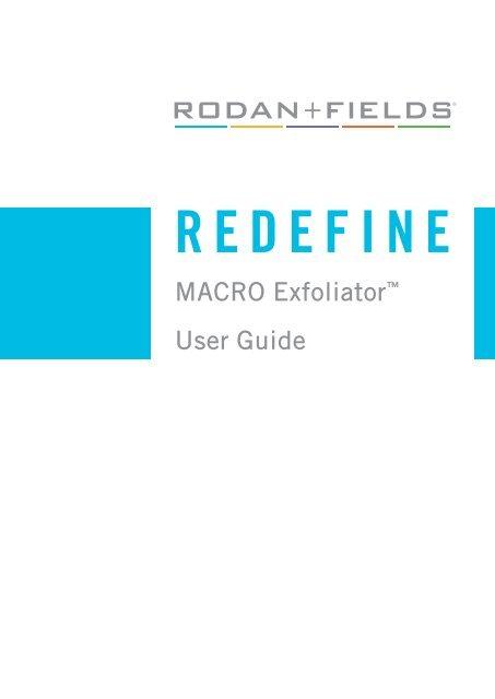 Rodan And Fields Macro Exfoliator Discontinued Why : rodan, fields, macro, exfoliator, discontinued, REDEFINE, Rodan, Fields