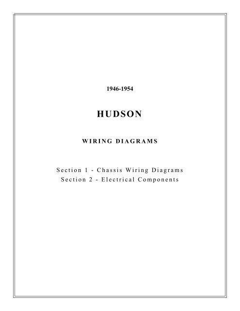 1915 ford model t wiring diagram honda trx 250 parts hudson diagrams 1946 1954