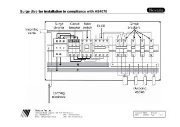 Surge Diverter Wiring Diagram : 29 Wiring Diagram Images