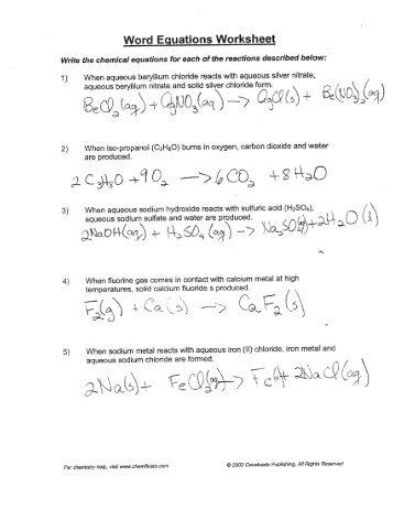 Word Equations Worksheet.pdf