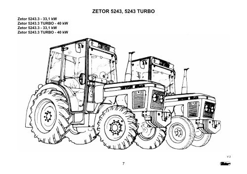 Zetor 52