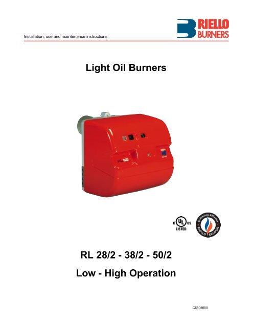 oil burner wiring diagram 98 honda civic fuse panel field light burners rl 28 2 power equipment company