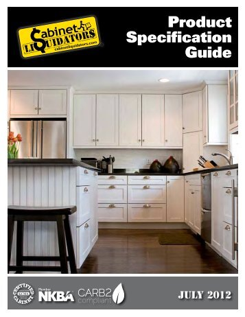 Shenandoah Cabinetry Spec Guide | Everdayentropy.com