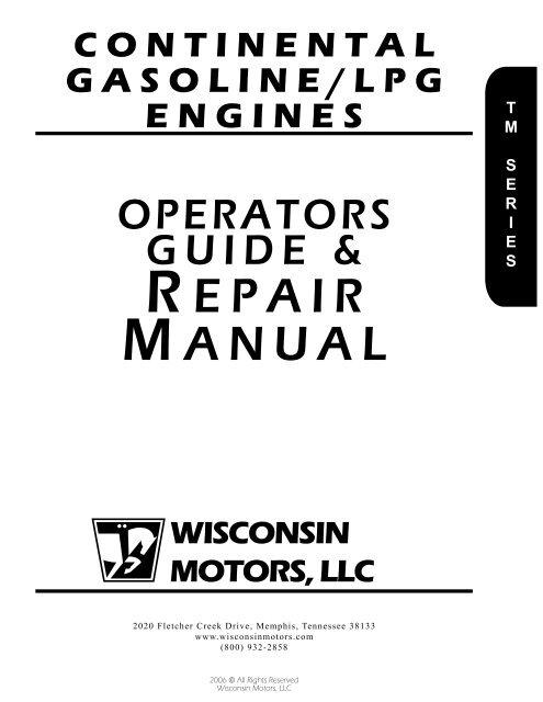 Wiring Diagram Database: Wisconsin Motor Vh4d Firing Order