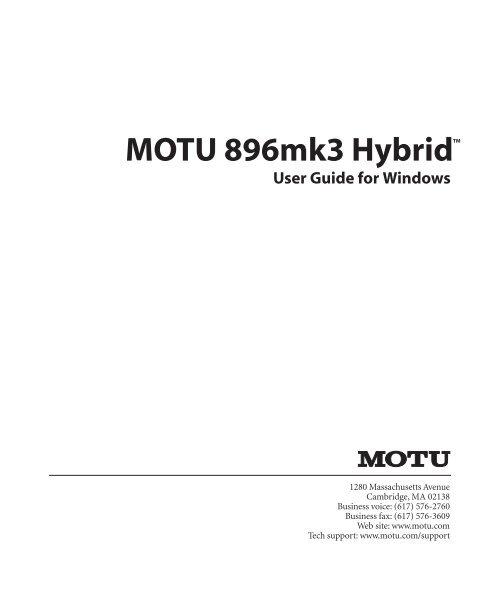 Cambridge Audio A1 Mk3 Manual