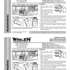 Clarion Cz100 Wiring Diagram 1954 Mg Tf Cz 101 29 Images 13970 Sa314 Siren Speaker Mounting Bracket Whelen Engineering Harness