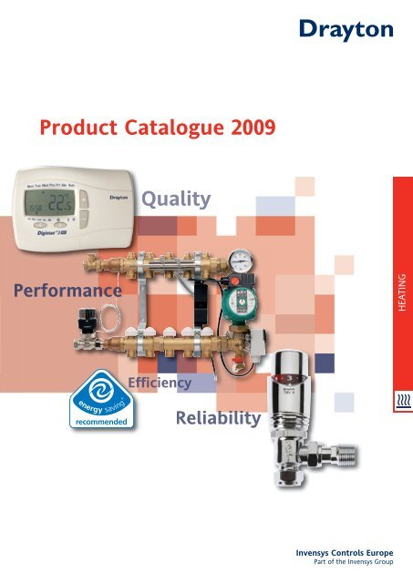 drayton product catalogue may 2009pdf  bhlcouk