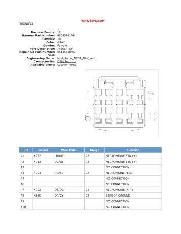 audio video systems wiring diagrams pdf wk2jeepscom?resize=357%2C462&ssl=1 wiring diagram pioneer deh 405 readingrat net pioneer cdx fm687 wiring diagram at alyssarenee.co