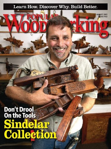Popular Woodworking Index