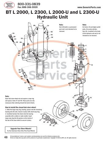 Yale Forklift Fuse Box Diagram Forklift Brake Diagram
