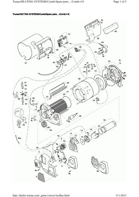 Page 1 of 3 Truma/HEATING SYSTEMS/Combi/Spare parts