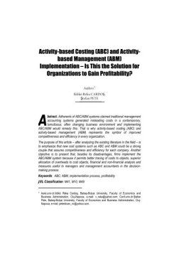 Practical capacity — AccountingTools