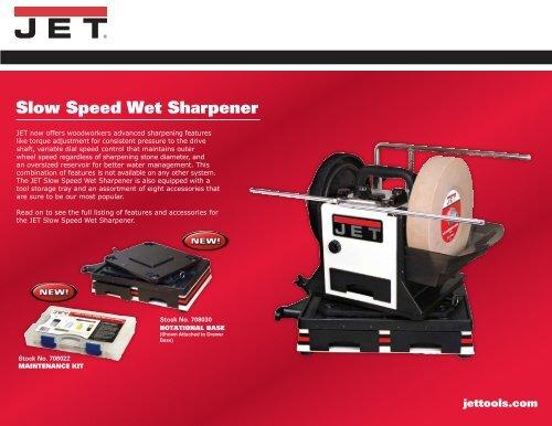 Jet Wet Sharpener
