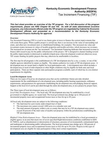kentucky cabinet for economic development | Centerfordemocracy.org