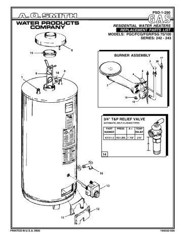 50 Gallon Water Heater 6 Gallon Water Heater Wiring