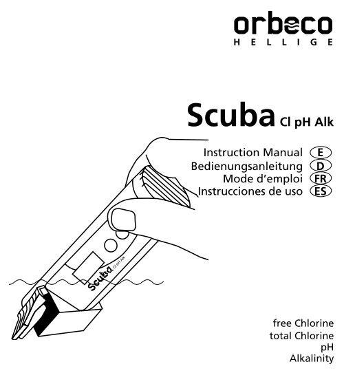 ScubaCl pH Alk