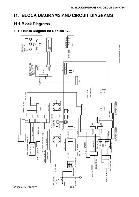 J501 Junction Box Wiring Diagram