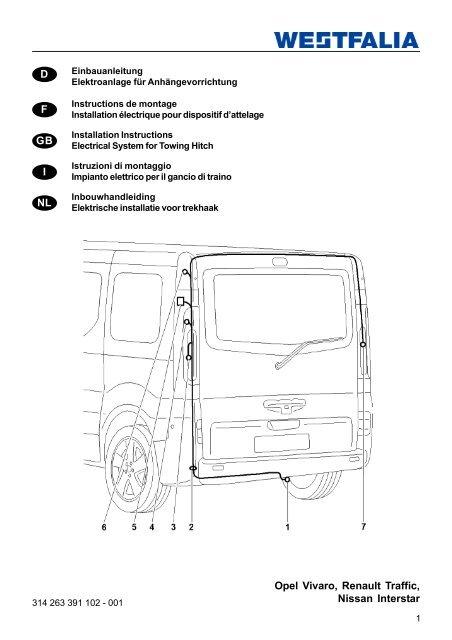 Impianto Elettrico Schema Opel