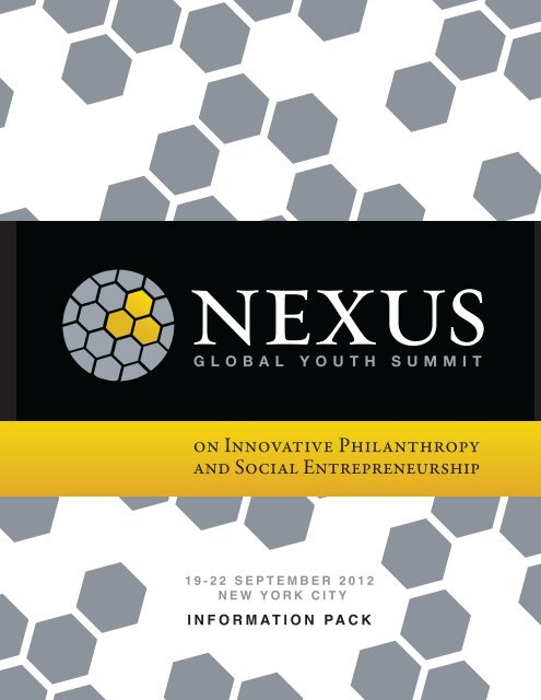 program nexus global youth summit