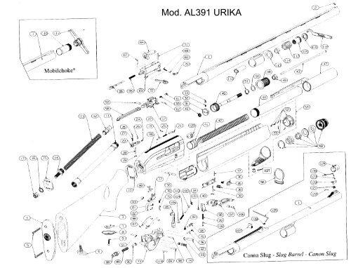 Mod. AL391 URIKA Standard