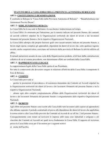 Cassa Edile Udine