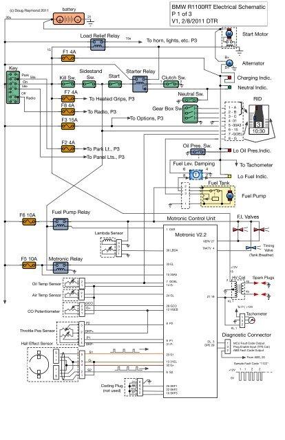 Wiring Diagram Bmw R850r | Bmw R1200c Wiring Schematic |  | Wiring Diagram
