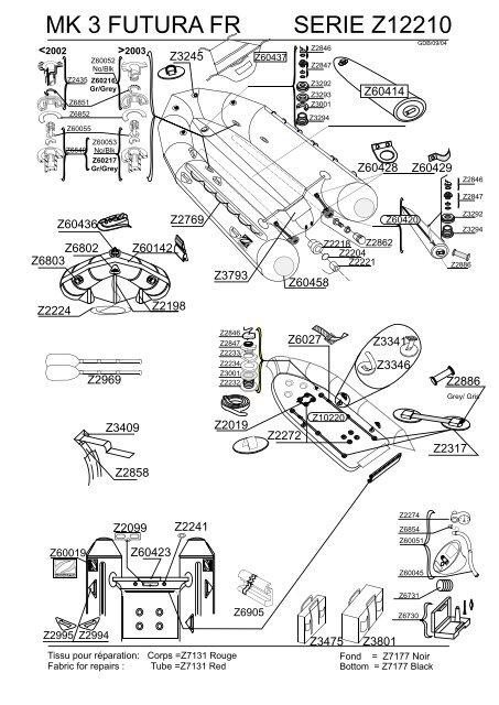 MK 3 FUTURA HD 2003 Z3245