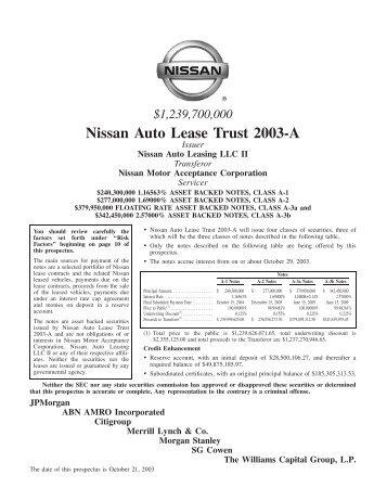 Nissan Motor Acceptance Corporation Phone Motors