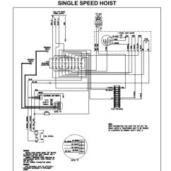 Coffing Hoist Wiring Diagram Sony Cdx Gt35uw Strongway Electric All Data Strong Way Schematic Demag