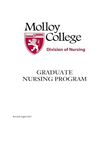 Graduate degree nursing essay