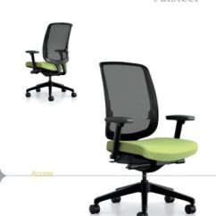 Allsteel Access Chair Instructions Sams Folding Chairs And Tables Seating Snapshot Accessa