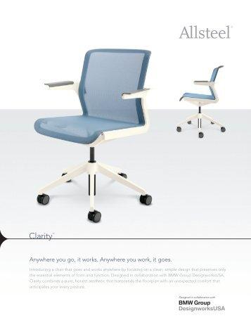 allsteel access chair instructions making morris cushions seating snapshot claritya