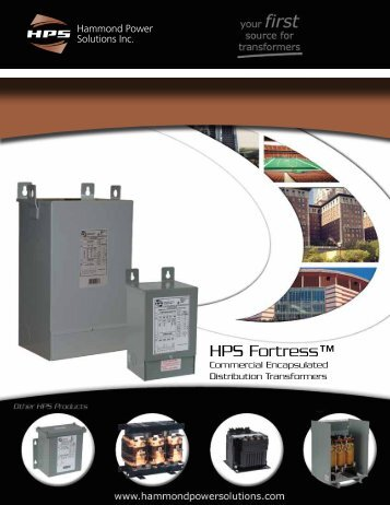 hps fortress wiring diagram 6 pin ac cdi box section 7 sentinel brochure hammond power solutions